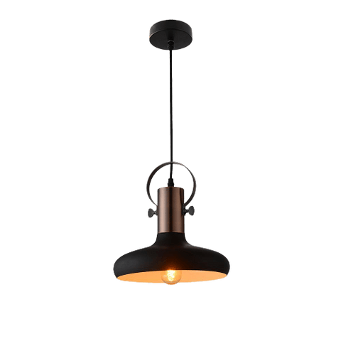 Varjeb Hanging Light Fixture Black