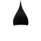 Hanging Light Fixture Living Room - Vatten Black