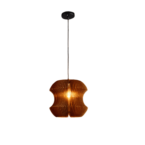 Växtlo Hanging Light Fixture Brown