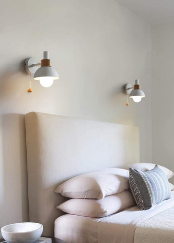 Lights Fixtures On Wall