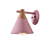 Bilden Light Fixture On Wall Pink
