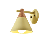 Bilden Light Fixture On Wall Yellow