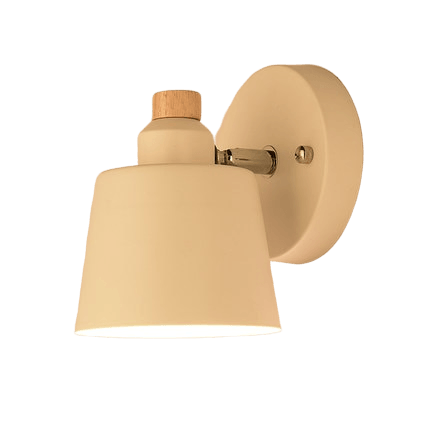 Ettha Light Fixture On Wall White