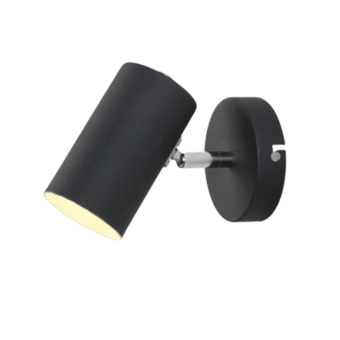 Gicklj Black - Modern Wall Sconce