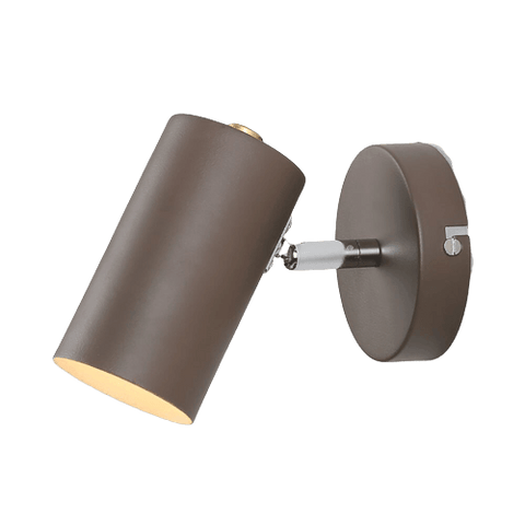 Gicklj Brown - Gold Wall Sconce