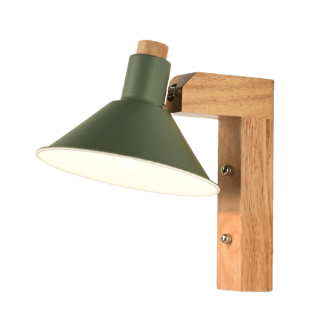 Ordmen Light Fixture On Wall Green