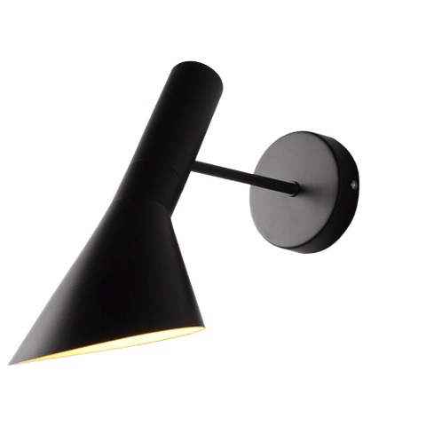 Välock Light Fixture On Wall Black