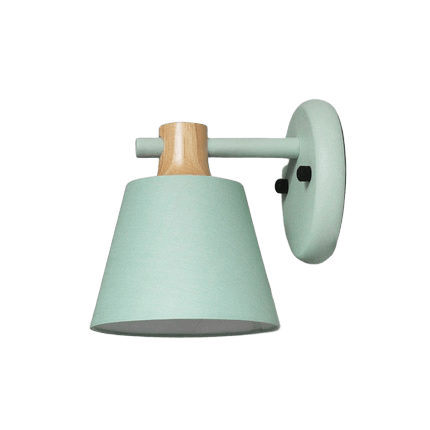 Villlu Light Fixture On Wall Aquamarine