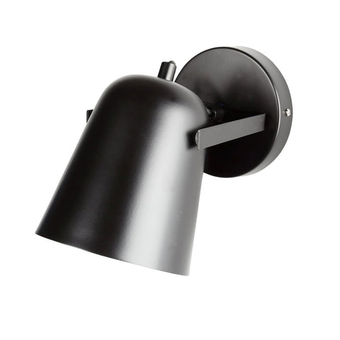 Søtteri Black - Wall Light Fittings for Bedrooms