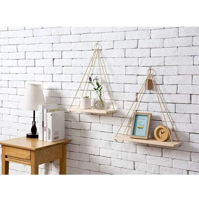 Linäshe - Wall Shelf With Bracket