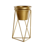 Skepp Pots And Planter Gold