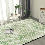 Intresse Rug For Living Room Area Green