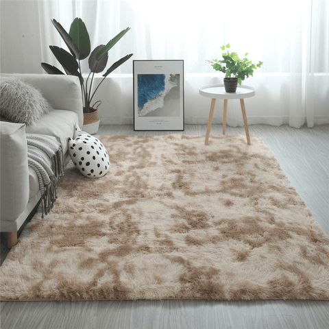 Mörk Rug For Living Room Area Beige