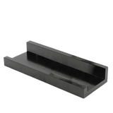 Klocka Wall Shelf And Ledge Black