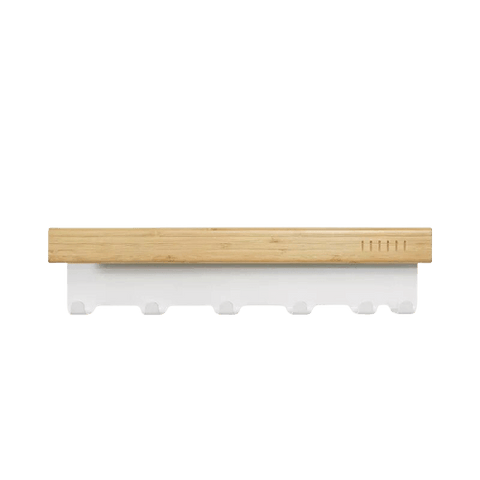 Öppen Wall Shelf And Ledge White