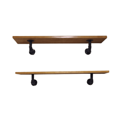 Sång Wall Shelf With Brackets Wood
