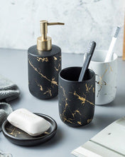 Load image into Gallery viewer, Snöbad - Black Accessories For Bathroom