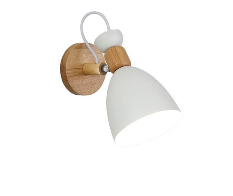 Klok White - Wall Mounted Reading Light
