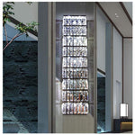 Luksus Cystal - Wall Mounted Lighting Fixture