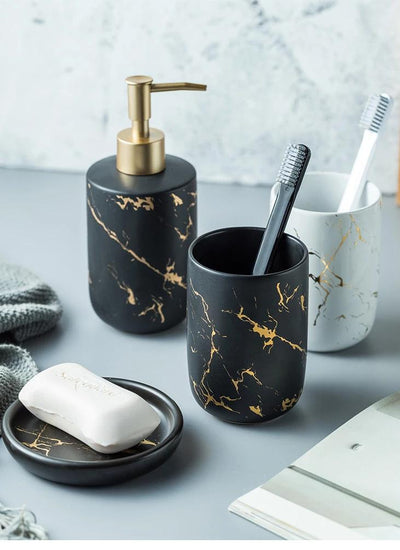 Rickten - Black Accessory For Bathroom