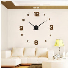 Load image into Gallery viewer, clock grandfather clock clock in the wall outdoor clock large wall clocks modern wall clock decorative wall clocks wall clock digital wall clock mantel clocks large wall clock oversized clocks fancy wall clock oversized wall clocks