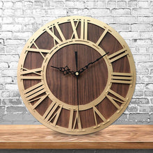 Load image into Gallery viewer, outdoor clock large wall clocks wall clock oversized clocks mantel clocks decorative wall clocks modern wall clock fancy wall clock clock in the wall oversized wall clocks large wall clock grandfather clock digital wall clock
