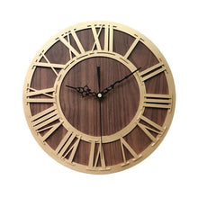 Load image into Gallery viewer, digital wall clock oversized clocks grandfather clock outdoor clock mantel clocks oversized wall clocks modern wall clock fancy wall clock wall clock clock in the wall large wall clocks decorative wall clocks large wall clock