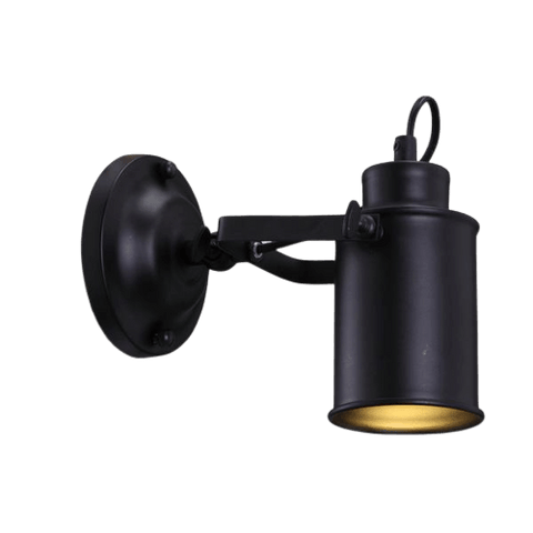Väagstri Black - Wall Lamp With Swing Arm