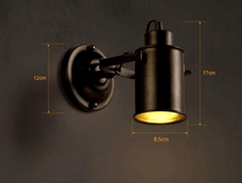 Load image into Gallery viewer, home design, interior design, plug in wall lights, wall sconce black