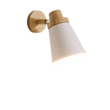 Valka White - Wall Mounted Reading Light
