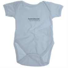 Load image into Gallery viewer, Organic Baby Romper Onesie