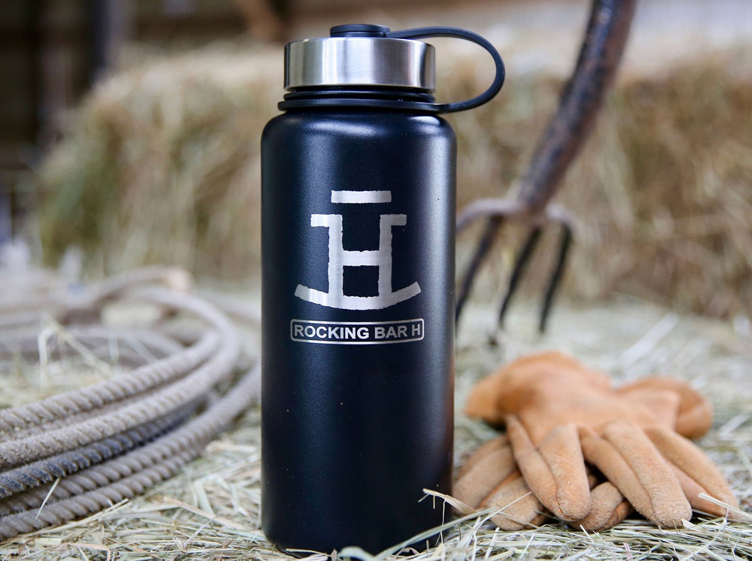 Rocking Bar H Ranch Growler