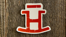 Load image into Gallery viewer, Rocking Bar H Ranch Stickers - SMALL