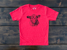 Load image into Gallery viewer, Rocking Bar H F501 Calf Youth Tee