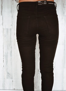 Midnight High Rise Skinnies