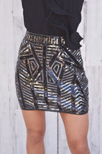 Party Sequence Skirt