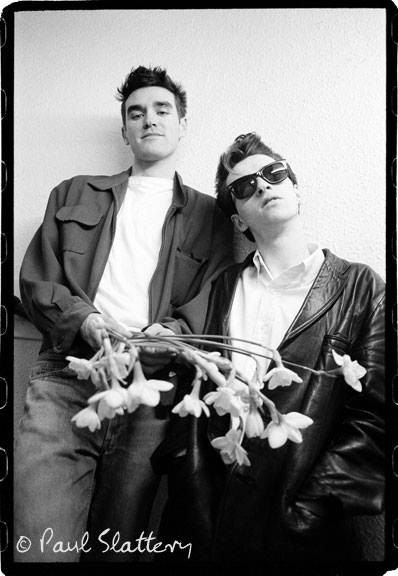 The Smiths by Paul Slattery