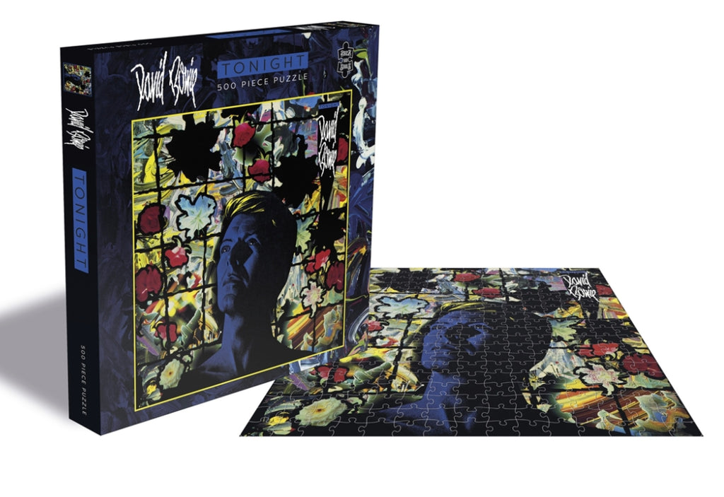 David Bowie - Tonight Jigsaw Puzzle