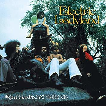 Jimi Hendrix Experience - Electric Ladyland 50th Anniversary Edition