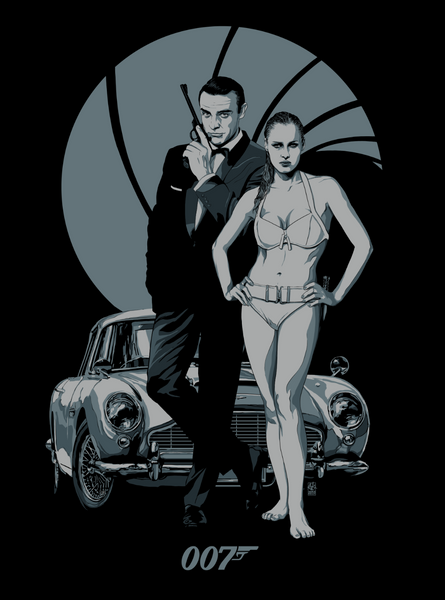 James Bond: Dr No (Variant)
