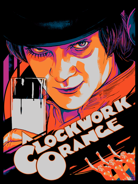 A Clockwork Orange (Variant)