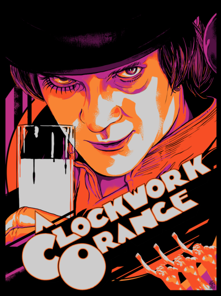 A Clockwork Orange (Main Edition)