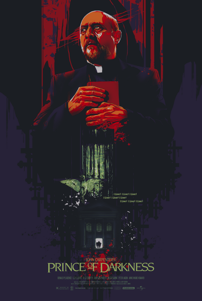 Prince of Darkness (Variant) #01/50