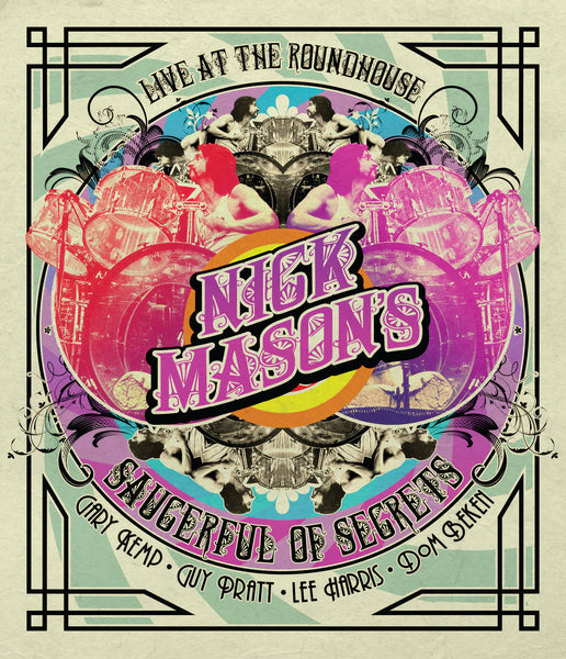 Nick Mason's Saucerful of Secrets - Live at the Roundhouse