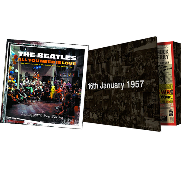 The Cavern Club: Limited Edition Book & All You Need Is Love