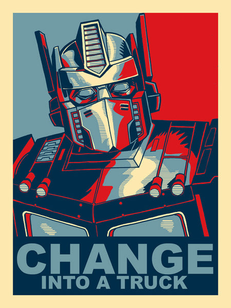 Change into a Truck (Transformers)