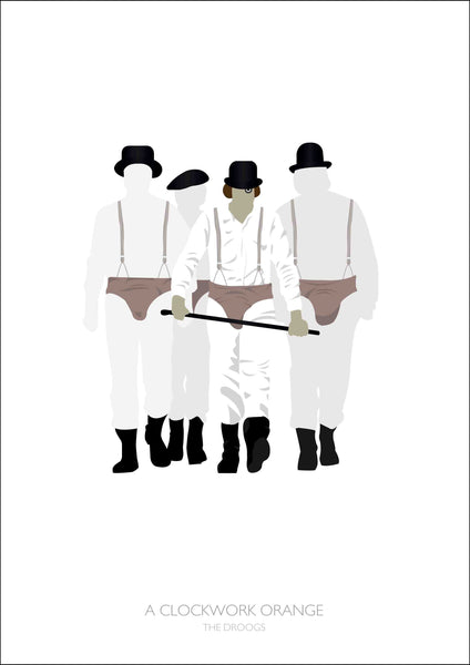 A Clockwork Orange (Droogs)