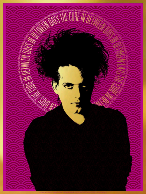 The Cure - In Between Days (Gold Foil & Magenta Variant) #01/15