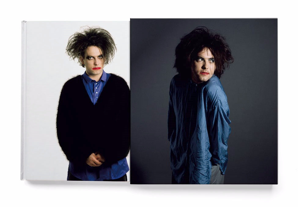 In Between Days. The Cure in photographs 1982 - 2005 by Tom Sheehan DELUXE EDITION