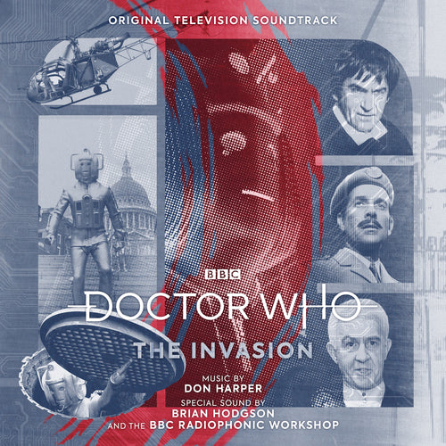 Doctor Who - Invasion (LP)